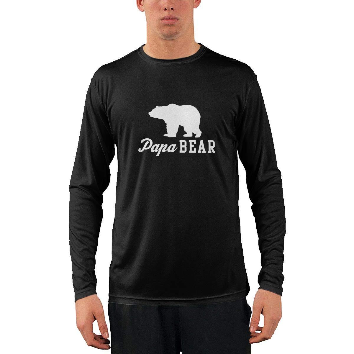 Papa Bear S Crew Neck Top Shirts