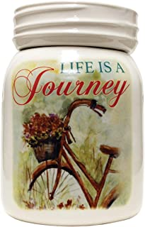 product image for A Cheerful Giver Life is a Journey Tabletop Wax Melter, Multi