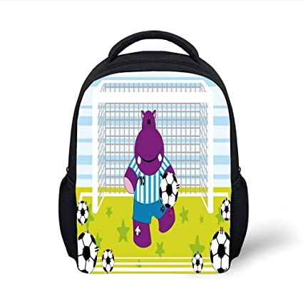 94f3de30bf19 Amazon.com  iPrint Kids School Backpack Sports Decor