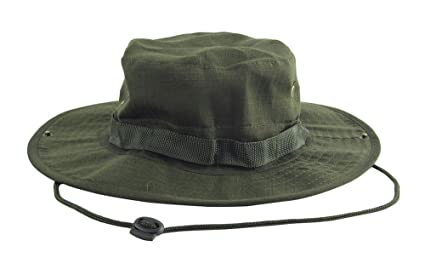 Amazon.com   Aftermarket Tactical Head Wear Boonie Hat Cap For ... feefdd3e76e