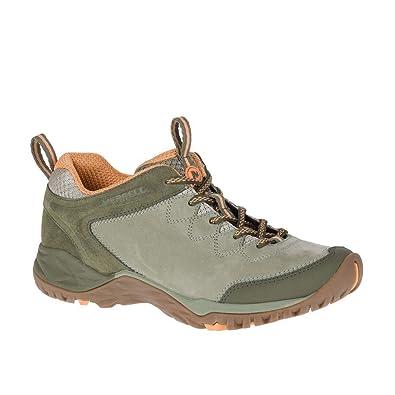 27cf4bab7dc3c Merrell Siren Traveler Q2 Chaussures Femmes Baskets de Marche Randonnée,  Black Granite J12406