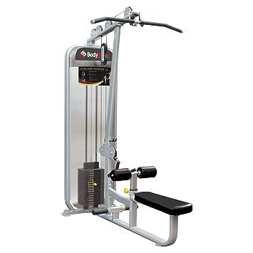 impulse bodymax pro ii lat pulldown and low pulley machine amazon