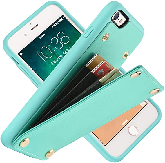 Funda Iphone 6 / 6s Lether Case 100% Original Apple Techmarket