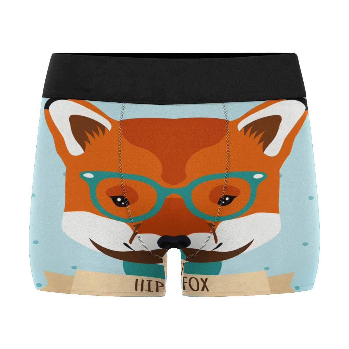 XS-3XL INTERESTPRINT Custom Mens Boxer Briefs Underwear