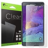 Best Galaxy Note 4 Screen Protectors - Galaxy Note 4 Screen Protector, i-Blason 3 Pack Review