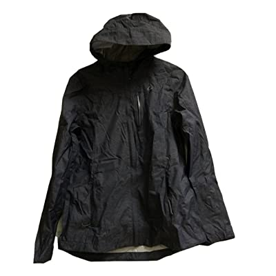 Paradox Women's WaterProof & Breathable Rain Jacket 843881 (Med, Eclipse) at Women's Coats Shop