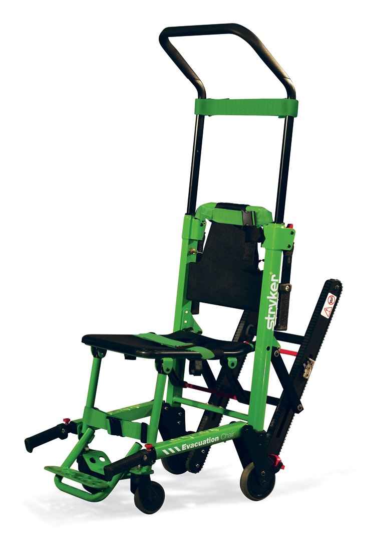Amazon.com : Stryker Evacuation Chair, Model 6254, 500 lb Capacity ...