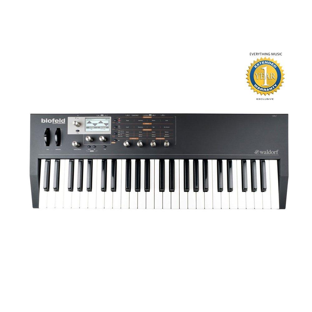 Waldorf De 49 teclas del teclado sintetizador Blofeld ...