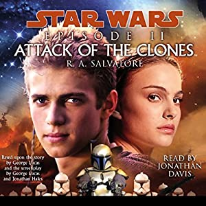 Star Wars Episode II Audiobook