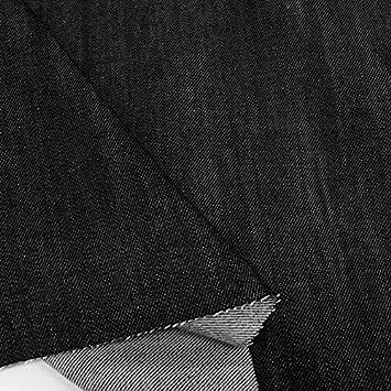 TOLKO Schwerer Jeans-Stoff - Robuste Baumwolle mit Stretch - farbecht - als  Meterware für 2bd9582147