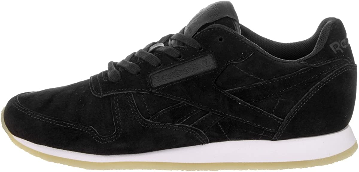 Reebok Classic Leather Crepe Neutral Pop BlackWhite 8.5