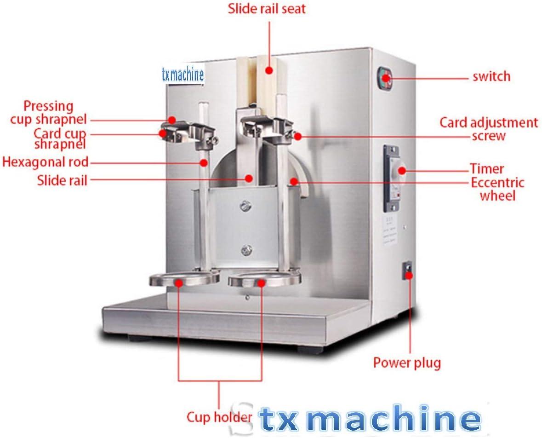 TX® 400r/min - Máquina de batidos automáticos de acero inoxidable ...