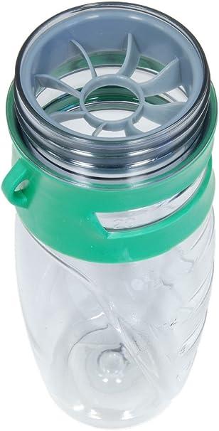 Bubba 24 oz Fit turbina proteína agitar mezclador verde
