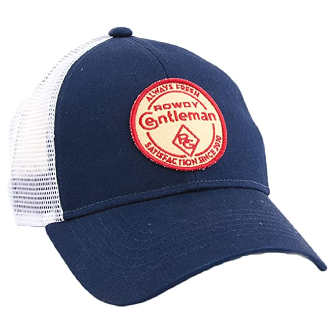 f6309171901 Image Unavailable. Image not available for. Color  Rowdy Gentleman Always  Fresh Mesh Hat ...