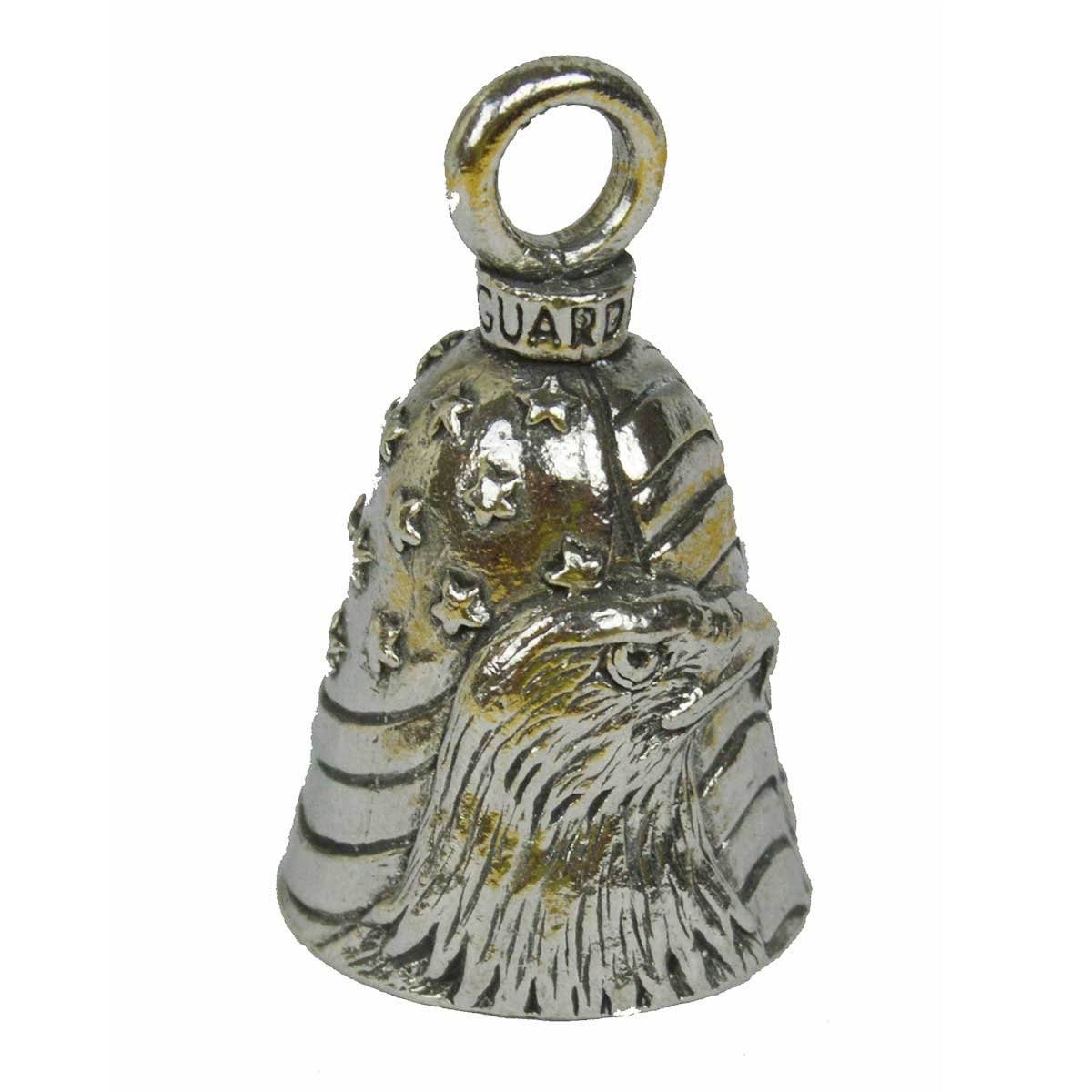 Bald Eagle Guardian Bell by Vance Leather