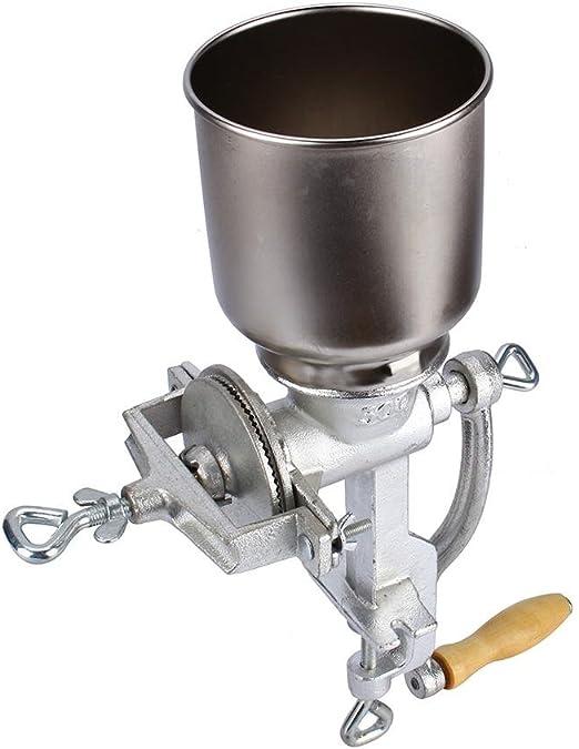 Amazon.com: GOTOTOP Molinillo de grano, calidad prémium ...