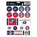 "Columbus Blue Jackets Official NHL 5""x7"" Sticker Sheet by Wincraft"