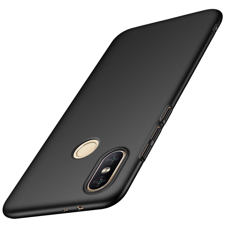 UCMDA Carcasa Xiaomi Mi A2, Xiaomi Mi 6 x Carcasa de plástico ...