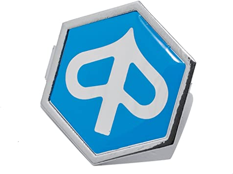 Piaggio Logo Emblem Frontschild Div Modelle Auto