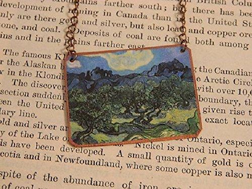 ive Trees Art jewelry Wearable art ()