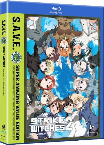 Strike Witches: Season 2 S.A.V.E. (Blu-ray/DVD (Strike Witches)