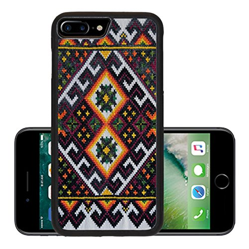 [Liili Premium Apple iPhone 7 Plus Aluminum Backplate Bumper Snap Case The Ukrainian ornament and embroidery a part of the Ukrainian culture is a lot of centuries] (Costumes Of Ukraine)