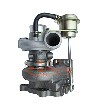 tkparts New TD03 49131 - 02000 Turbocompresor Turbocharger Turbo cargador para Kubota Marino 5.250 TDI Engine Nanni 5.250 F2503-te: Amazon.es: Coche y moto