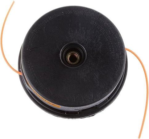 Yardwe M10 1.0 Testa di Taglio Linea di Nylon Universale per decespugliatori Tagliaerba Automatica Accessorio per Erba tagliaerba Automatica