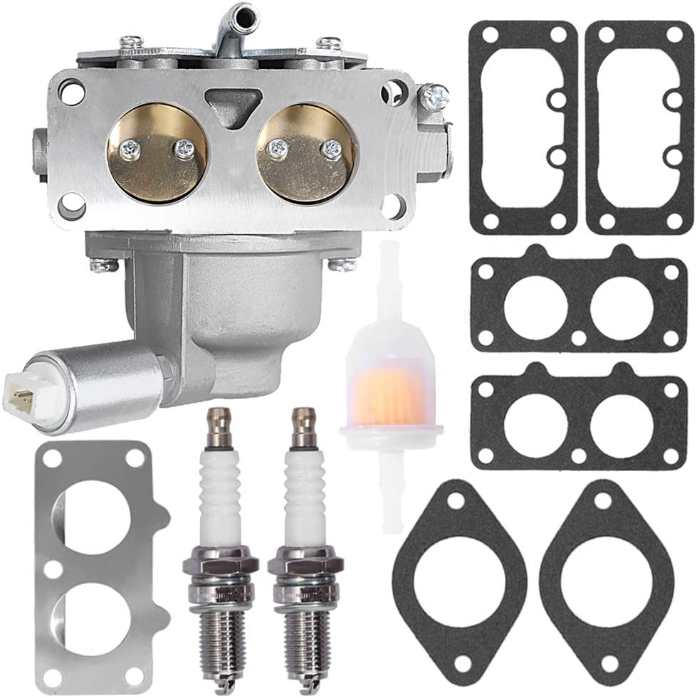 Pan300 Carburetor Replaces for Briggs & Stratton 405777 406777 407777 446677 445577 441777 446777 20HP 21HP 23HP 24HP 25HP intek V-Twin Engine Carb`