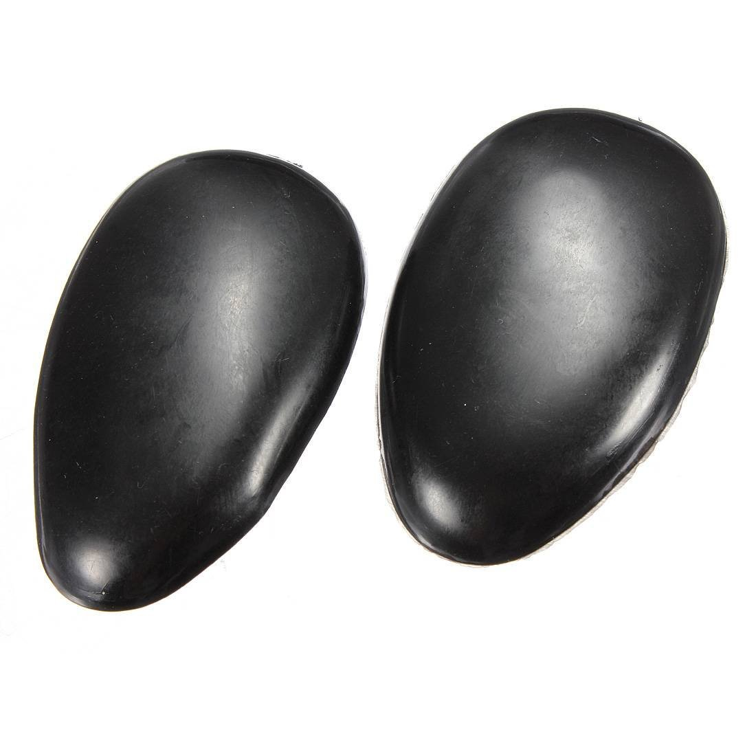 TOOGOO(R) 1 Pair Black Plastic Hair Dye Color Coloring Ear Cover Shield Protect Tint Clip Hairdressing Salon Accessories