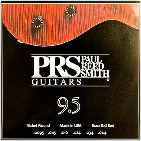 PRS 9,5-44 - Juego de cuerdas para guitarra eléctrica: Amazon.es ...