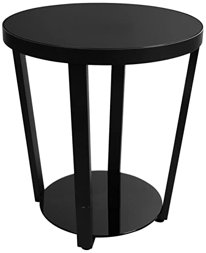 Superieur Lifewit 2 Tier Modern Round Side / End Table / Nightstand / Coffee Table,