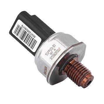 KIMISS Sensor de presión, Sensor de presión del riel de combustible Oli para 55PP03-01: Amazon.es: Belleza