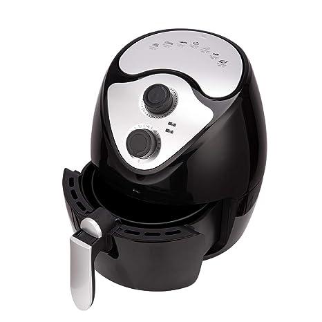 MERITON freidora de aire caliente, fritöse sin aceite Horno de aire caliente, de 9