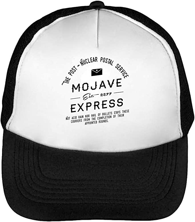Mojave Express The Post Nuclear Postal Service Gorras Hombre ...