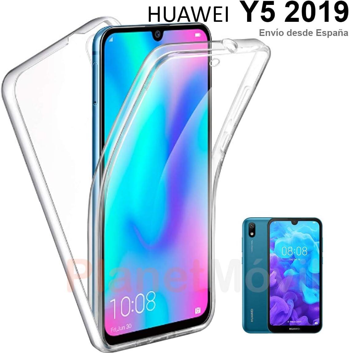 PLANETMOVIL Funda 360 Compatible con [ Huawei Y5 2019 ] Carcasa ...