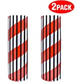 Garage Wall Protector Foam Wall Column Guard for Parking Garages - Reflective Wall Edge Protector - 4 Pack Pole Guard…