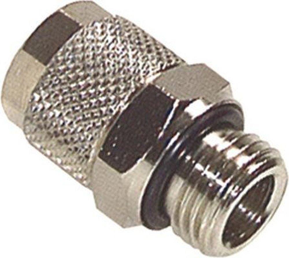 Gerade Schlauch-Verschraubung, Kunststoff, G 1/4' x 8/6mm G 1/4 x 8/6mm LF