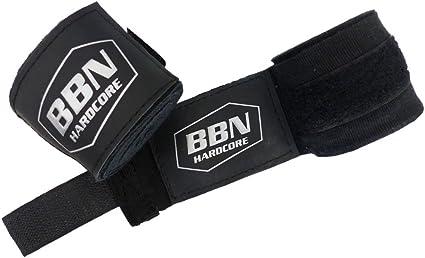 3,5 M/ètre Boite Bandages avec Espace pour Les Pouces 1 Paire BBN Hardcore
