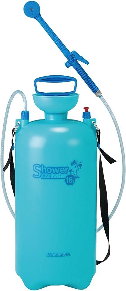 モルスコ シャワー&ミスト 16LMS-34 ポータブル簡易シャワーの画像