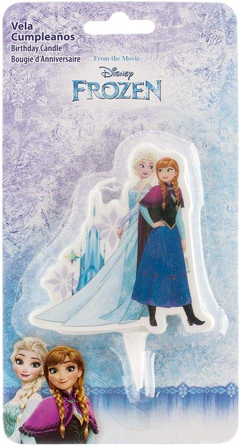 Amazon.com: DEKORA - Decoración para tarta de Elsa y Anna ...