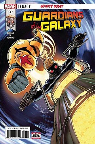 GUARDIANS OF GALAXY #147 LEG RELEASE DATE 11/15/2017 (Release Date Of Guardians Of The Galaxy)
