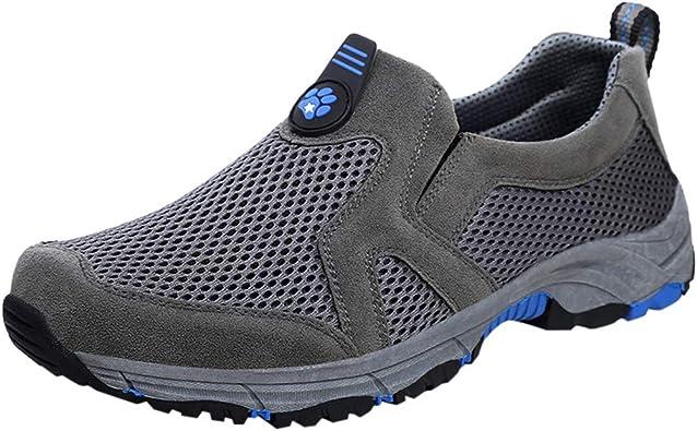 KUDICO Chaussures de randonnée Homme Basses Baskets légères