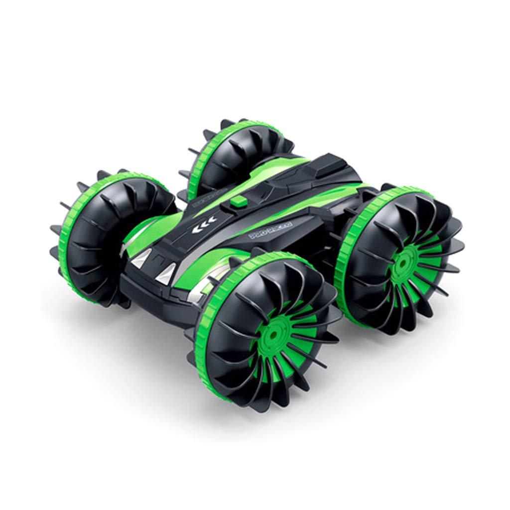 Stunt-Fernbedienung Stiefel Racing 360 ° -Rotation doppelseitig Amphibien-Fernbedienung Stiefel, Allrad High-Speed-Fernbedienung Auto Geländewagen - Junge Fernbedienung Auto Spielzeug (Farbe   C) B07P453LCF Baufahrzeuge Hohe Qualität und geringer