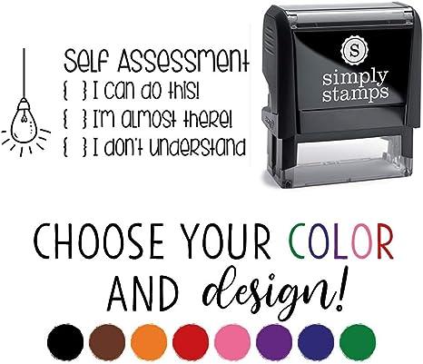Amazon.com: Lindos sellos para profesor, divertidos sellos ...