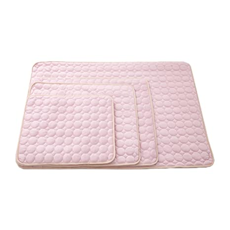 Chaoguang Washable Soft Cooling Mat For Dogs Cats Kennel Mat Breathable Pet Crate Pad Cusion Sleep Mat For Carrier Bag Bed Mats