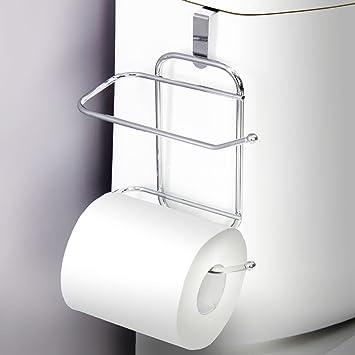 Amazon.com: Vanderbilt Over-The-Tank Toilet Paper Tissue Hanging ...