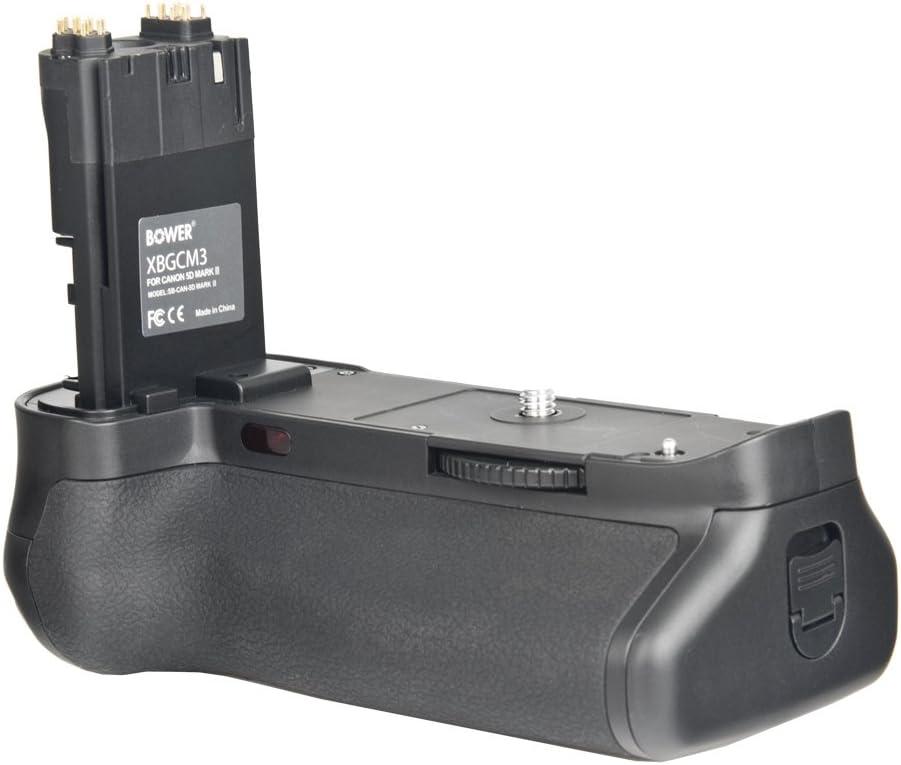 Bower XBGCM3 Digital Power Battery Grip for Canon 5D Mark III Black