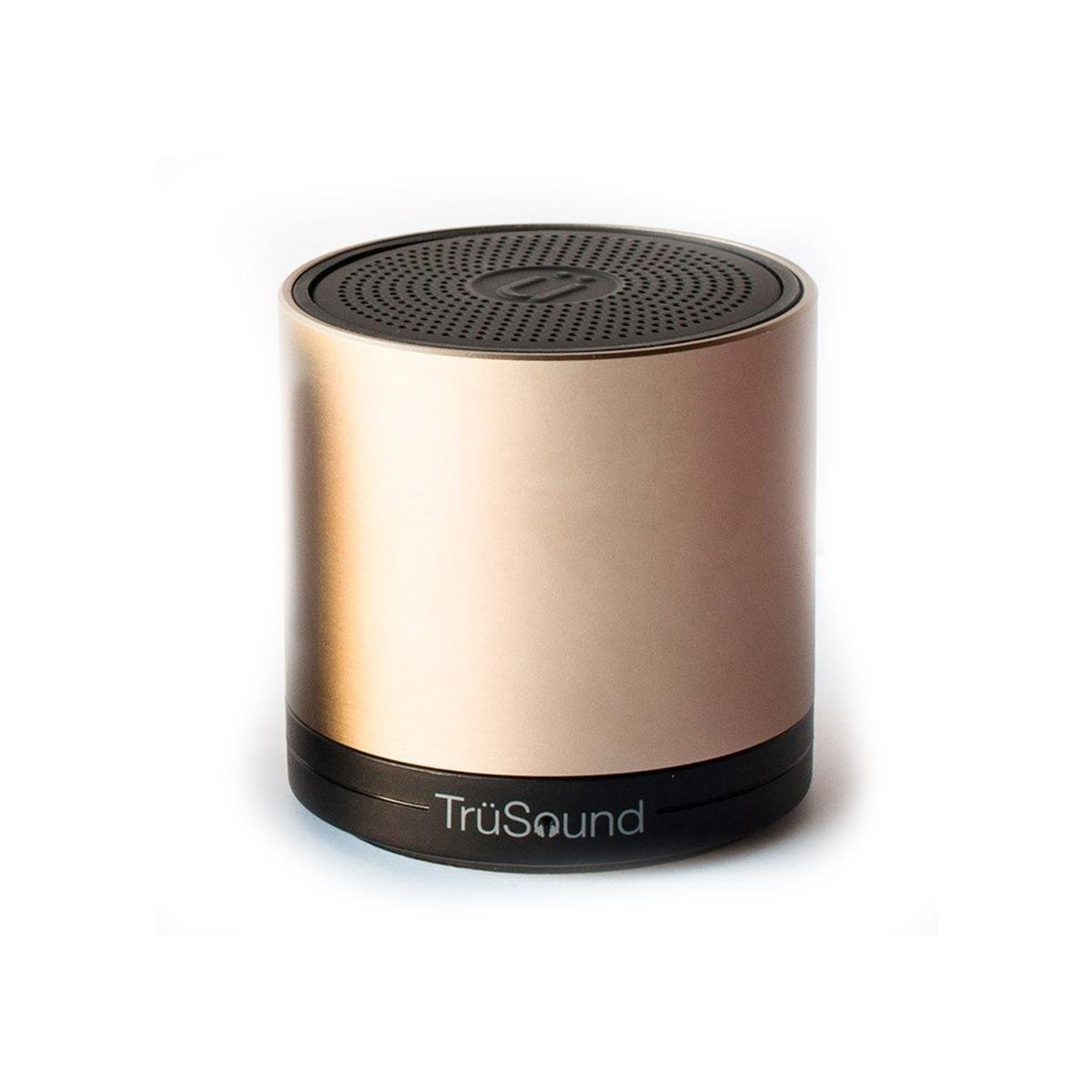 TruSound T2Gold Audio Wireless Bluetooth Portable...