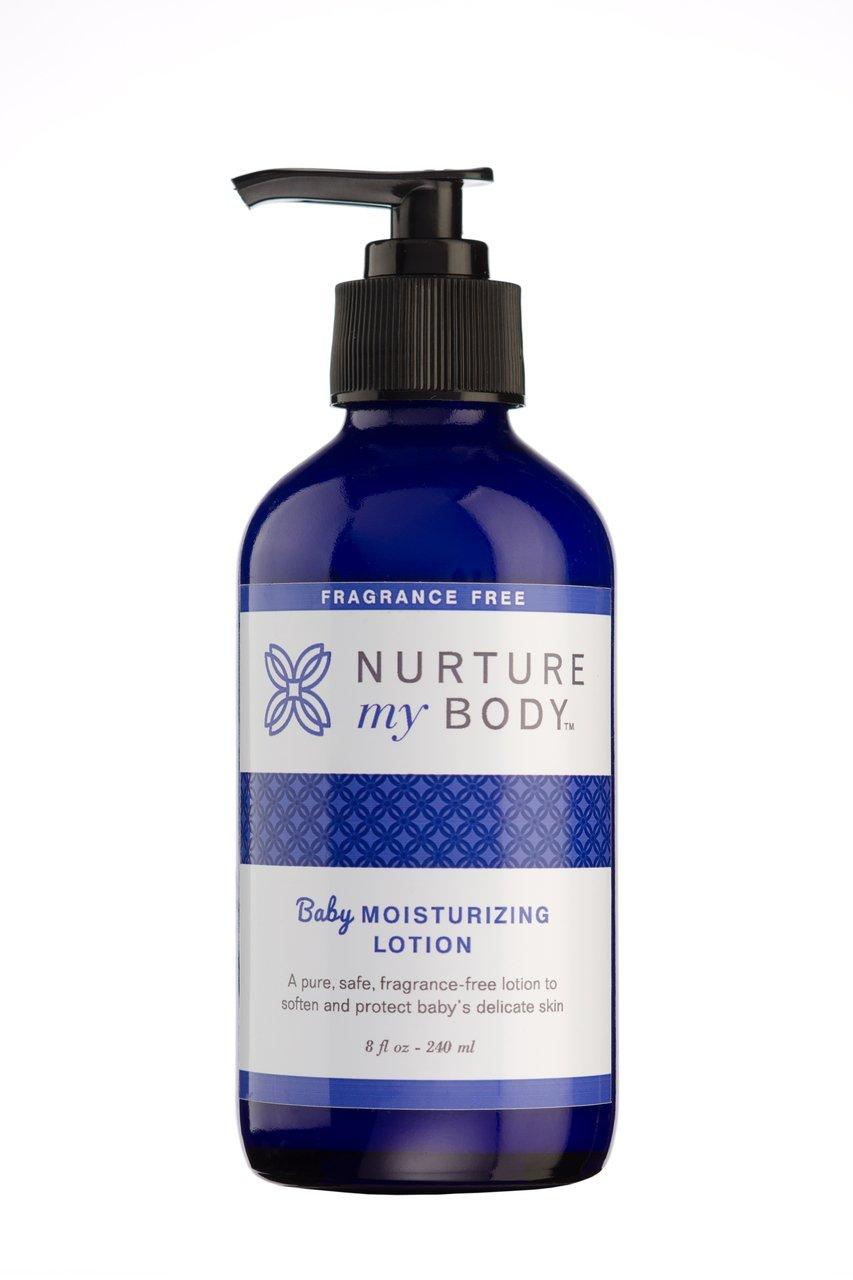 Amazon Com Nurture My Body Fragrance Free Organic Baby